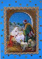 karte-weihnacht-krippeblau