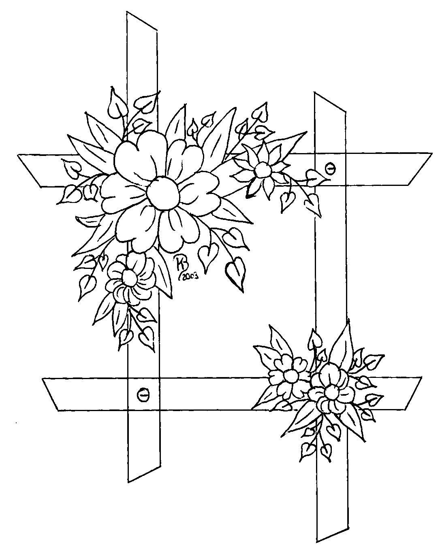 Niedlich Ausmalbilder Von Blumen In Einer Vase Fotos - Malvorlagen ...