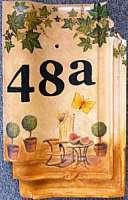 nummernziegel-48a